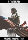 dvd american sniper chris kyle cover art