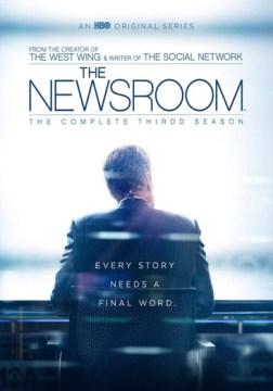 dvd newsroom complete third jeff daniels cover art