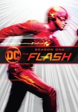 dvd flash first complete season barry allen cover art