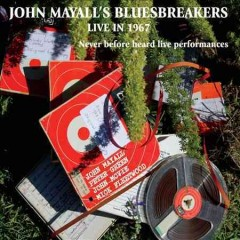 live in 67 john mayall cover art