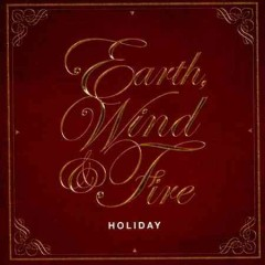 earth wind fire holiday december cover art