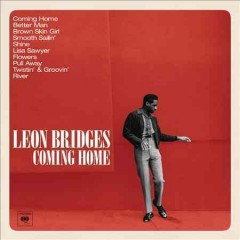 LEON BRIDGES COMING HOME cover art