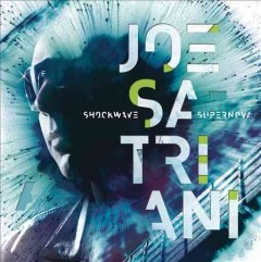 joe satriani shockwave supernova cover art