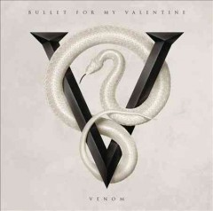 venom bullet for my valentine cover art