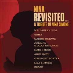 nina revisited a tribute to simone cover art