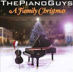 family christmas piano guys cover art