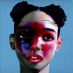 FKA TWIGS LP1 cover art