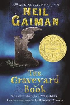 The Graveyard Book cover art
