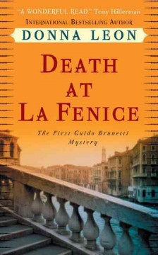 Death at La Fenice cover art