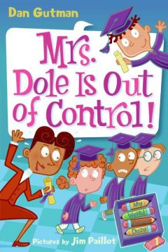 Mrs. Dole is Out of Control cover art