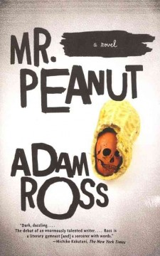 Mr. Peanut cover art