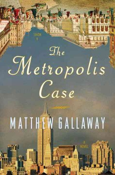 The Metropolis Case cover art