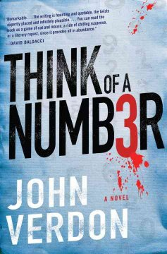 Think of a Number cover art