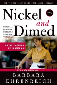 Featured title Nickel and Dimed: On (not) getting by in America