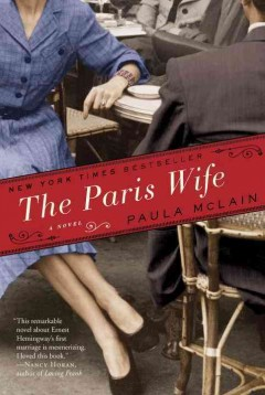 The Paris Wife cover art