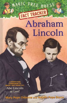 Magic Tree House Fact Tracker: Abe Lincoln cover art