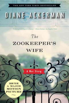 Featured title The Zookeeper's Wife