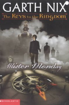 Mister Monday cover art
