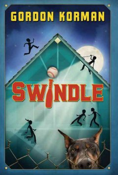 Swindle cover art