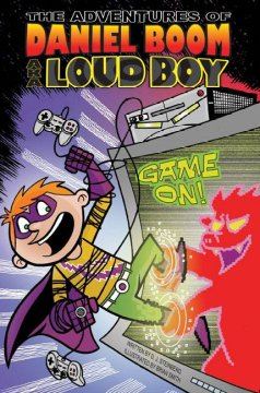 The Adventures of Daniel Boom cover art