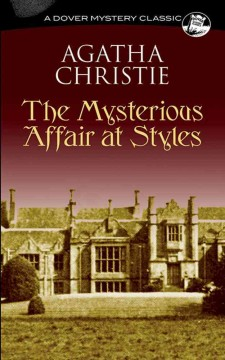 Featured title The Mysterious Affair at Styles