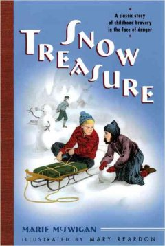 Snow Treasure cover art
