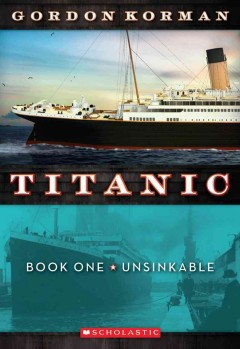 Titanic: Unsinkable cover art