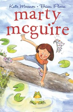 Marty McGuire cover art