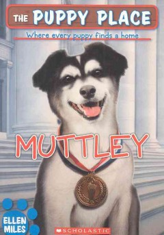 The Puppy Place: Muttley cover art