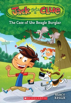 The Case of the Beagle Burglar cover art