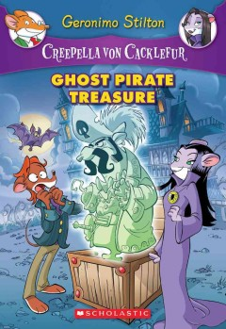 Ghost Pirate Treasure cover art