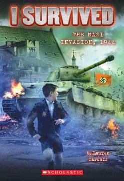 I Survived the Nazi Invasion, 1944 cover art
