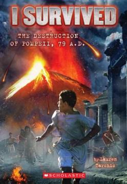 I Survived the Destruction <br/>of Pompeii cover art