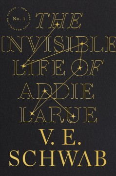 Featured title The Invisible Life of Addie LaRue