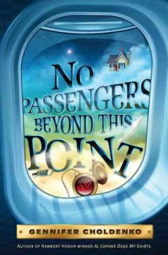 No Passengers Beyond This <br/>Point cover art