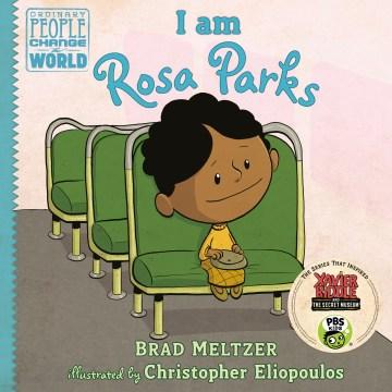 Cover art of I am Rosa Parks
