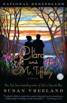 Clara and Mr. Tiffany cover art