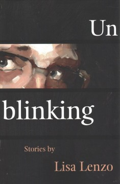 Book jacket for Unblinking
