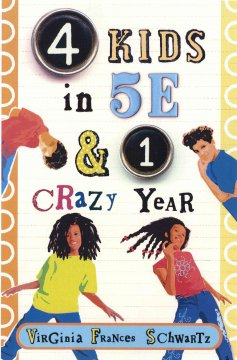 4 Kids in 5E and 1 Crazy Year cover art