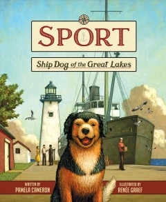 Sport : ship dog of the Great Lakes Opens in new window