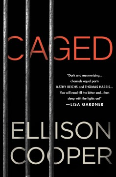 book jacket for Caged