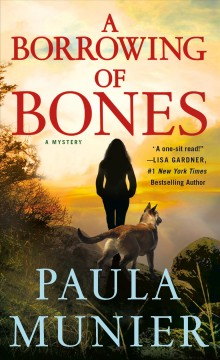 Featured title A Borrowing of Bones