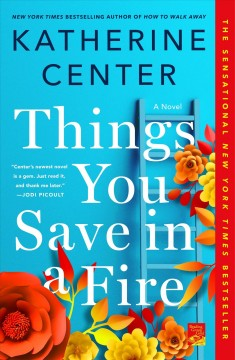 Featured title Things You Save in a Fire