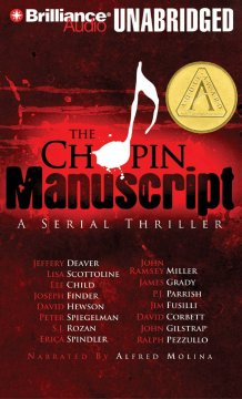 The Chopin Manuscript cover art