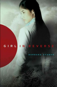 Girl in reverse