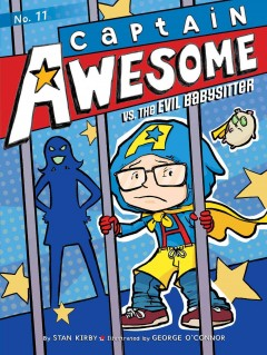 Captain Awesome vs. the <br />Evil Babysitter cover art