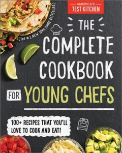The complete cookbook for young chefs. Opens in new window