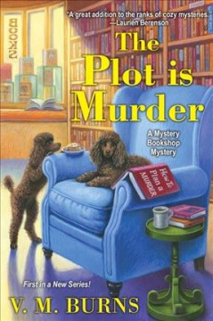 Featured title The Plot is Murder