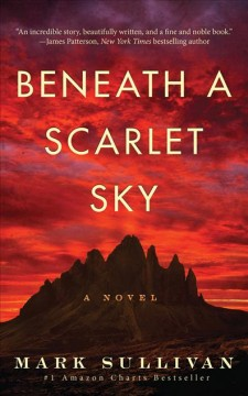 Featured title Beneath the Scarlet Sky