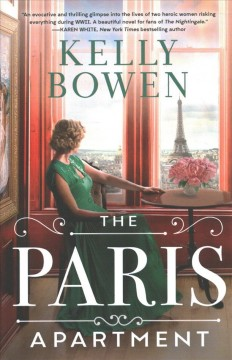 Book jacket The Paris Apartment